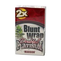Blunt Wrap Maroon- cseresznyés