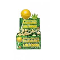 Nyalóka Bubblegum x Lemon Haze ízesítéssel