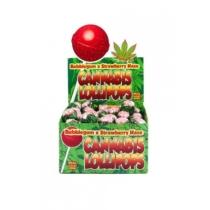 Nyalóka Bubblegum x Strawberry Haze ízesítéssel