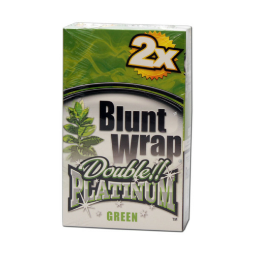 Blunt Wrap Green- almás martinis