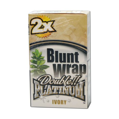 Blunt Wrap Ivory- vaníliás