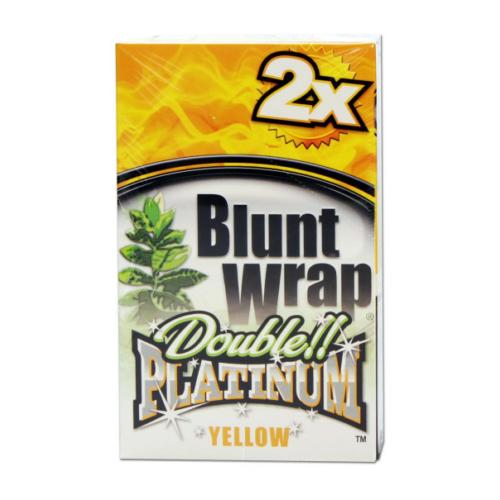 Blunt Wrap Yellow- mangós