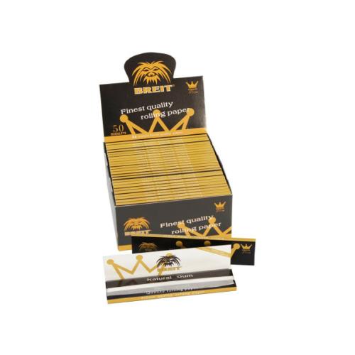 Breit Kingsize Slim cigarettapapír