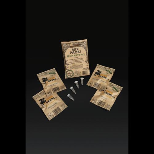 Seedstockers Resin Auto Mix 12 db