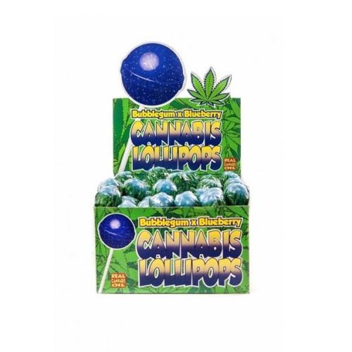 Nyalóka Bubblegum x Blueberry ízesítéssel