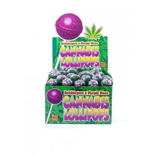 Nyalóka Bubblegum x Purple Haze ízesítéssel