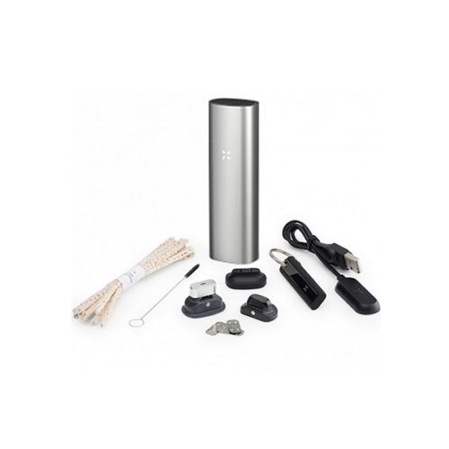PAX 3 Vaporizer Complete Kit - ezüst