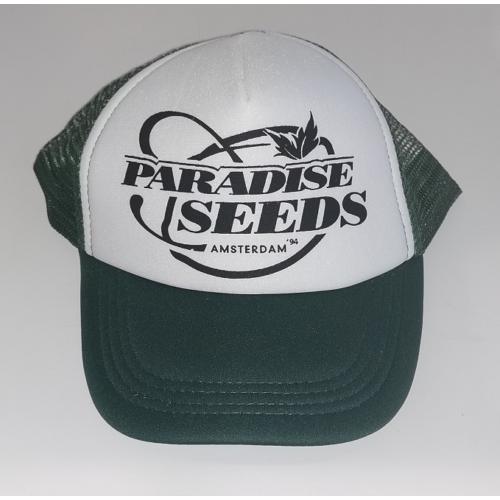 Paradise Seed Baseball sapka zöld