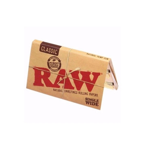 RAW Classic Single Wide cigipapír
