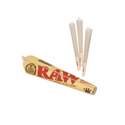 RAW' 'Classic' Cones King Size